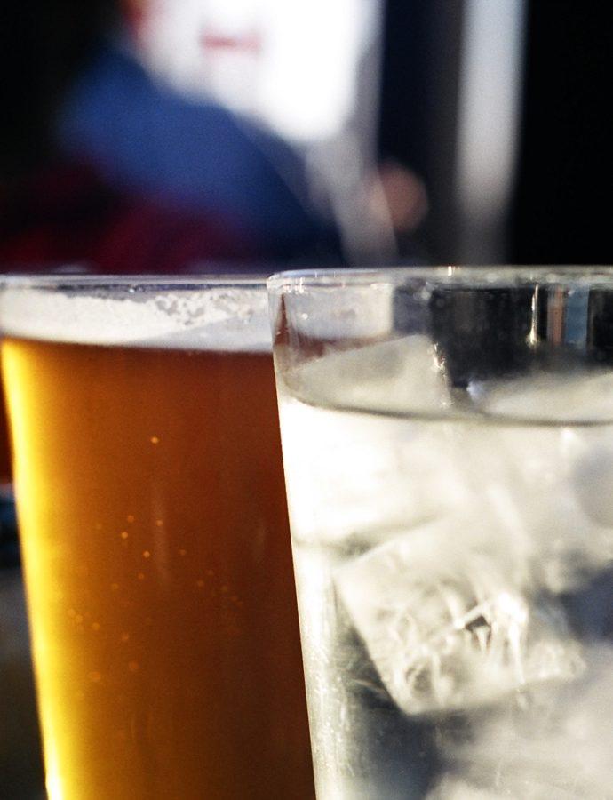 Booze!  Yep, that's right:  Booze!