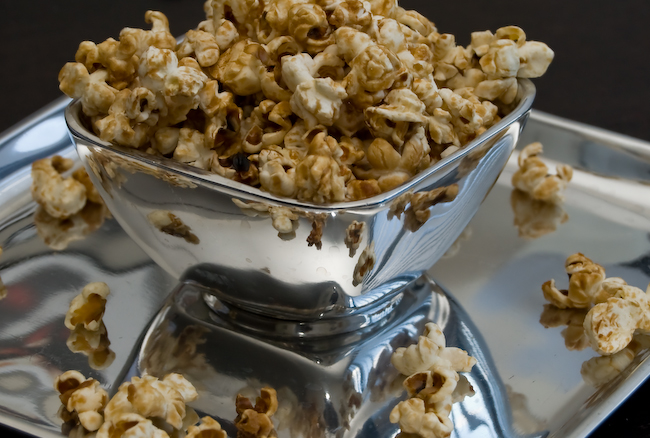 Popcorn – Thinking Beyond the Microwave