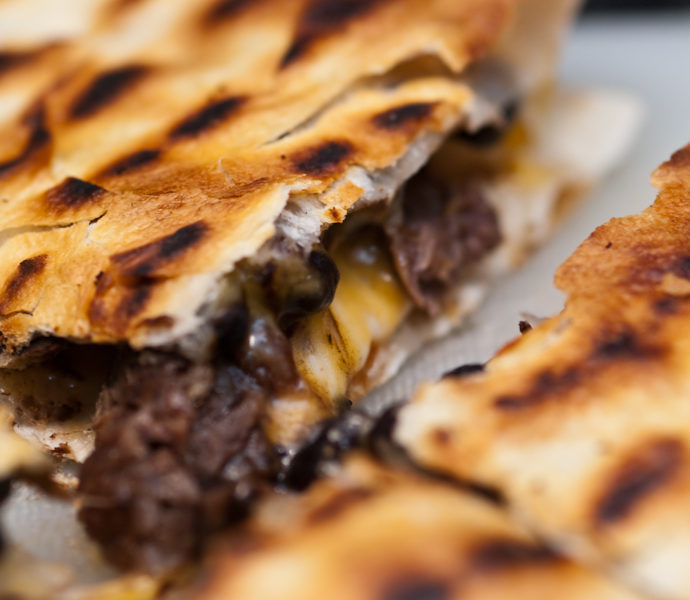 Grillin' Like a Villain: Churrasco-dillas