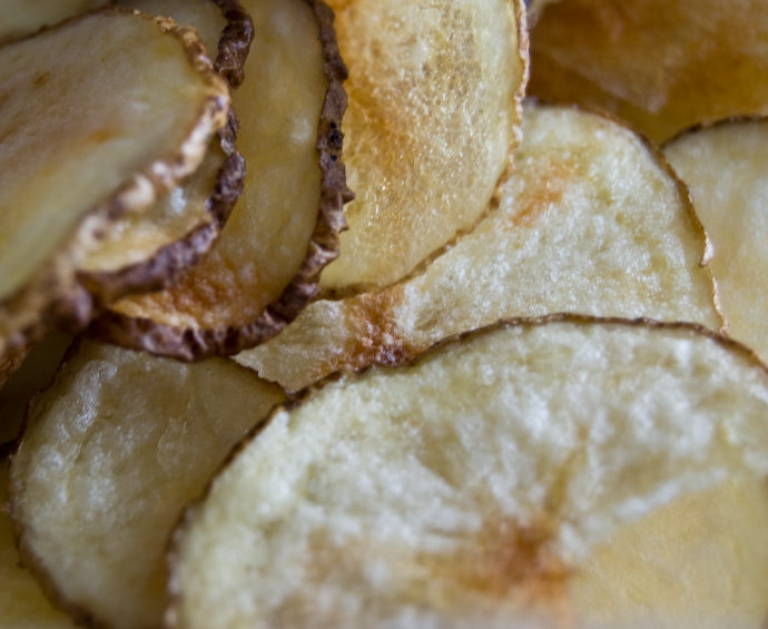 Healthier Potato Chips – Hey, Why Are You Laughing?