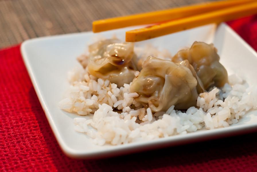 Steamed Dumplings!