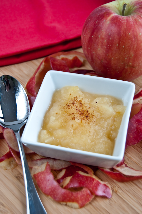 Applesauce from Scratch