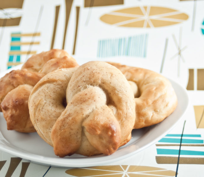 We're KNOT kidding, these homemade pretzels ROCK!