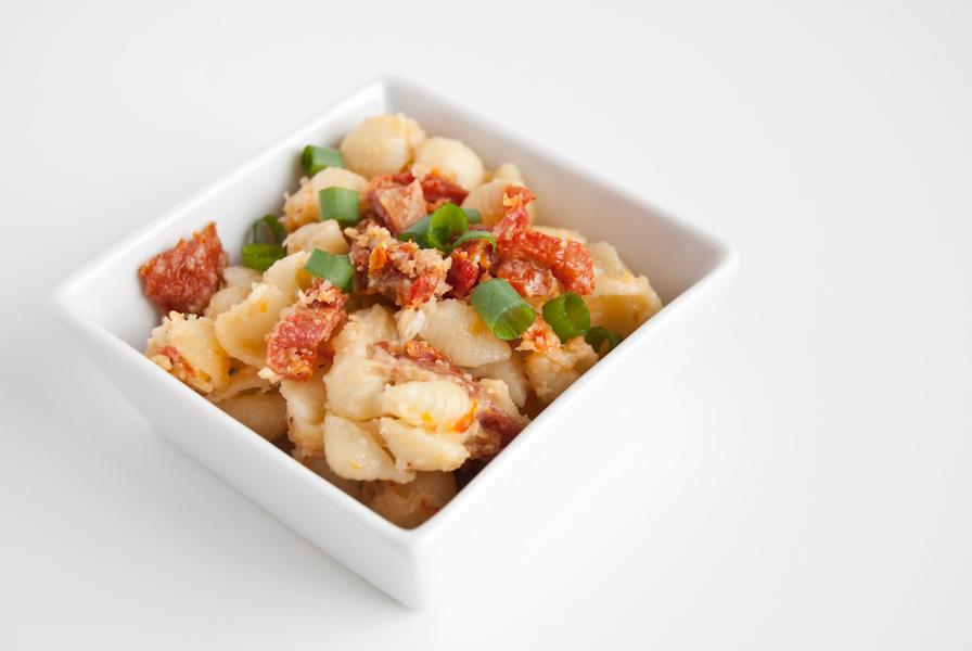 Fancy Macaroni Recipe — Dishmaps