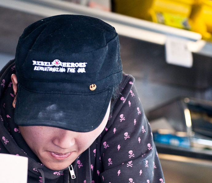 """We're revolutionizing the sub."" – Tan Nguyen, Rebel Heroes"
