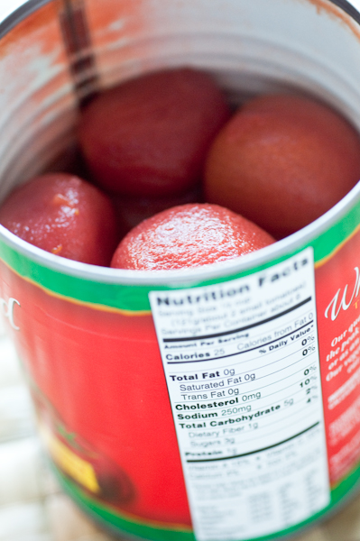 "Myth or Truth: ""What's the deal with BPA in canned vegetables?"""