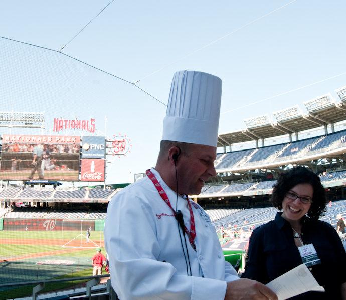 "Nationals Park: the ""big league"" for D.C. foodies – Part II"