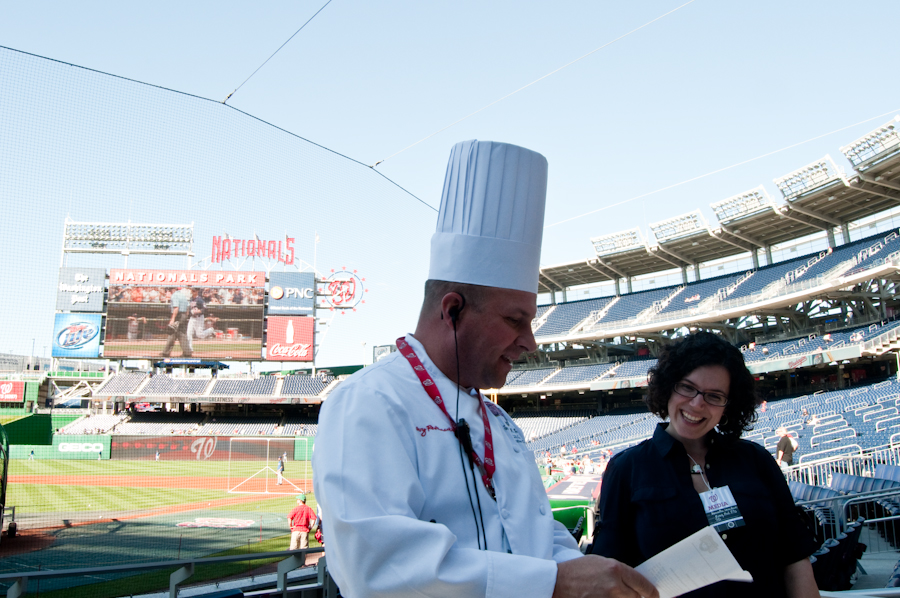 "Nationals Park: the ""big league"" for D.C. foodies – Part II"