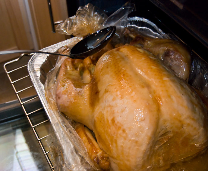 Don't Feel Like Cooking? Gobble, Gobble Your Thanksgiving Meal at a Fine D.C. Restaurant on Nov. 25!