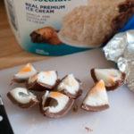 Cadbury Creme Egg Milkshake Experiment
