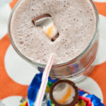 Cadbury Creme Egg Milkshake Experiment-2