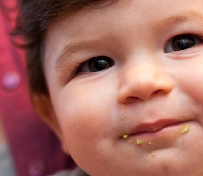 Raising Healthy Eaters – Learn to Let Go