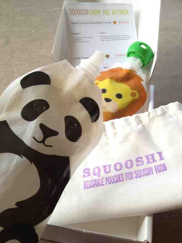 It's a panda...it's a lion...it's a SQUOOSHI!