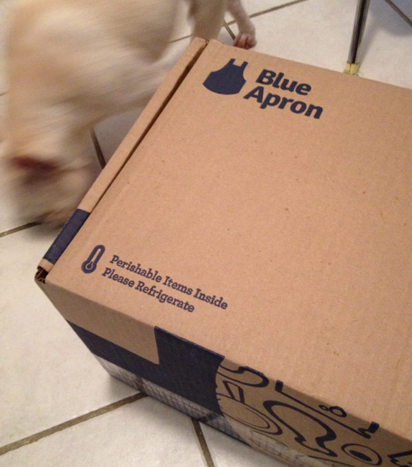 Ready-to-Cook Meals Delivered to Your Door! A Review of the Blue Apron Meal Delivery Service.