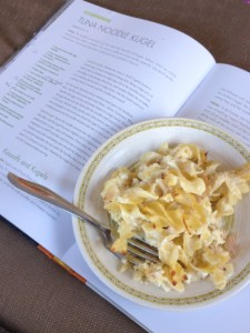 kugel and book