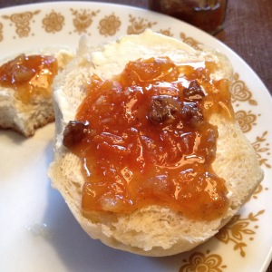 Carrot Cake Jam on Stacey's Homemade Challah