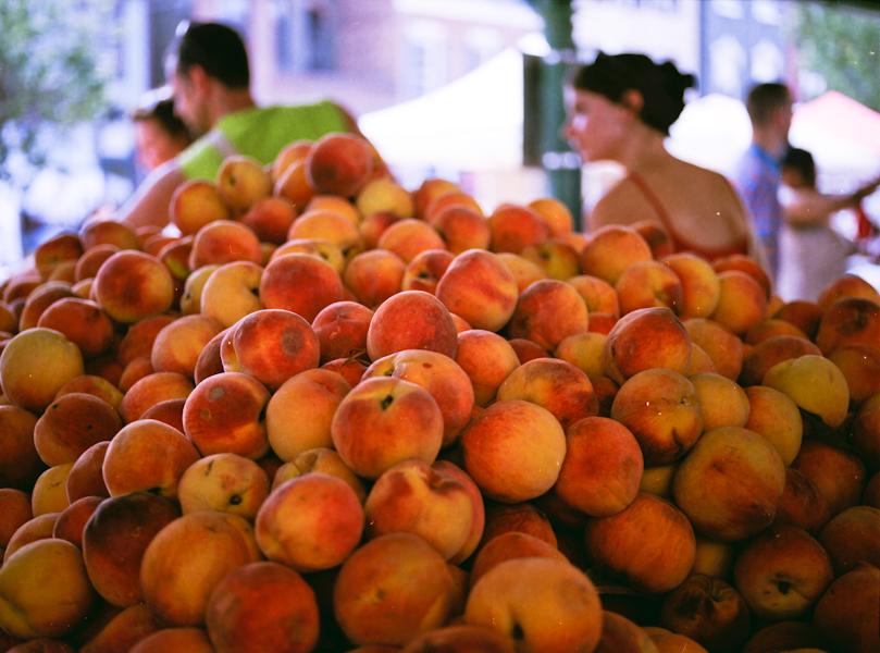 Millions of Peaches!