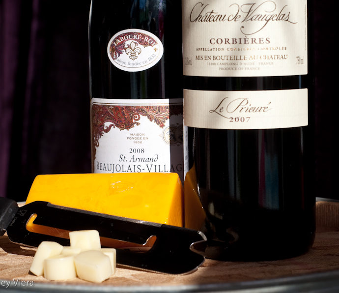 Wine & Cheese Party, Simplified