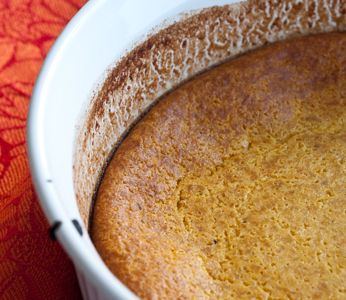It's Not Pumpkin Pie, It's Squash Soufflé!