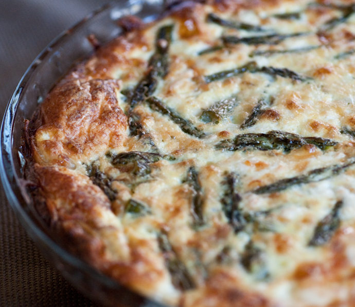 The What's-In-Season Crustless Quiche