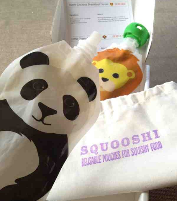 Say 'hello' to Squooshi! (And act fast for a coupon code!)
