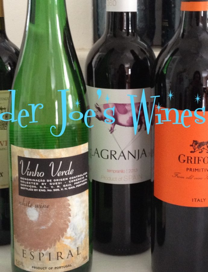 Top 6 Trader Joe's Wines Under $5!